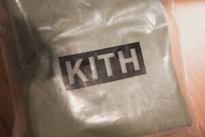 KITH NYC Buckner Anorak Jacket - Olive - Size XS Kitchener / Waterloo Kitchener Area image 7