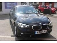 2016 16 BMW 1 SERIES 1.5 116D ED PLUS 5D 114 BHP DIESEL