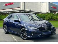 2021 Honda Civic 1.0 VTEC Turbo SR (s/s) 5dr Hatchback Petrol Manual