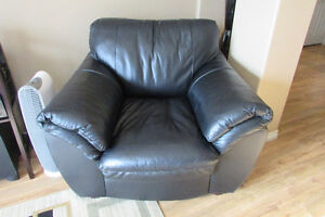 Chair and Love Seat