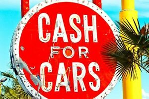 Cash for Cars: Top Rates & Same day service! Free Towing!