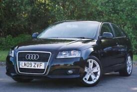 2009 Audi A3 1.9 TDI e Sport 3dr