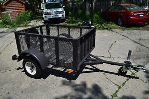 Heavy Duty 5x4 Utility trailer