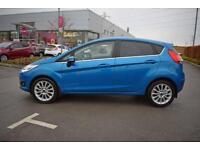 2013 FORD FIESTA Ford Fiesta 1.0 EcoBoost [125] Titanium X 5dr
