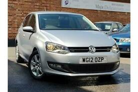 image for 2012 Volkswagen Polo Match Hatchback Petrol Automatic