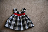 Dresses(from 2T to 3T)