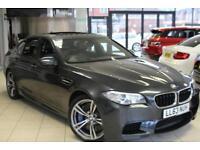 2013 63 BMW 5 SERIES 4.4 M5 4D 553 BHP