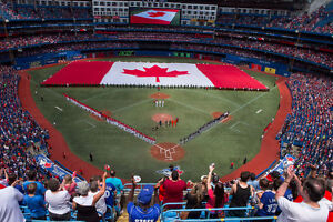 Toronto Blue Jays Ticket Canada Day