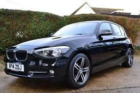 2014 BMW 1 SERIES 116I SPORT 5DR HATCHBACK PETROL