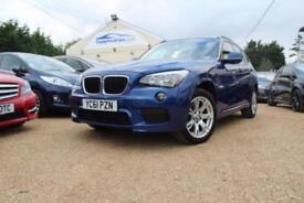 2011 61 BMW X1 2.0 XDRIVE18D M SPORT 5D 141 BHP DIESEL