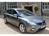 Kia ceed 1.6TD ( 113bhp ) Auto 2011 3, 75K MILES, FULL S/HIST, 2 OWNER, FEB MOT