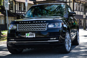 2014 Land Rover Range Rover HSE Supercharged V8