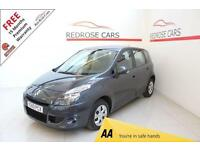 2010 60 RENAULT SCENIC 1.5 EXPRESSION DCI 5D 105 BHP DIESEL