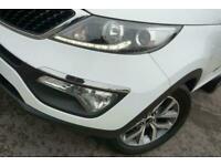 2015 Kia Sportage 1.7 CRDi ISG 2 5dr Estate Estate Diesel Manual