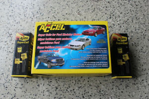 NEW ACCEL SUPER COIL PACK #140033E - FORD V8 or V10