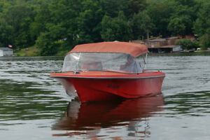 15ft. Sport Ray Motor boat