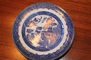 Staffordshire China Willow Pattern