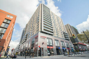 Aug 1st Large 1 Bedroom 16th flr furnished 687sqft Grifftintown