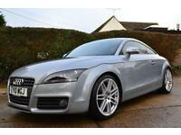 2010 AUDI TT 2.0 TFSI QUATTRO S LINE SPECIAL EDITION COUPE PETROL