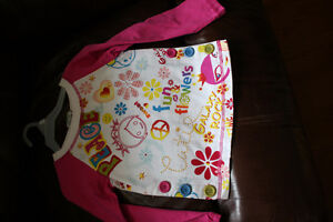 """New- Girls Size 4 Full of Fun Long Sleeved """"T"""" London Ontario image 1"""