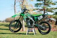 2013 KX250F in excellent condition