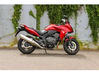 Honda CBF1000FA Adventure