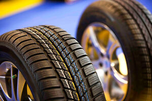 Car, SUV, Pickups and Semi-Truck Tires & SERVICE CALL