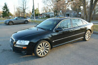 2006 Audi A8 L Fully loaded with complete options-SELL or TRADE