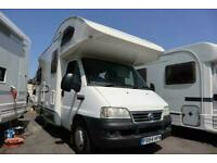 Lunar Champ A520 Fiat Ducato 2.0 JTD Chassis Cab DIESEL MANUAL 2005/54