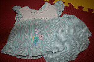 Baby Girl Clothes 3-6 months London Ontario image 4