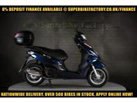 2014 64 PIAGGIO FLY 125 125CC 0% DEPOSIT FINANCE AVAILABLE
