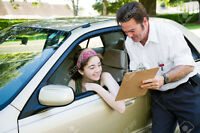 Private Driving Lesson - 7 Days a week