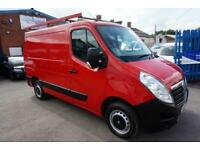 2014 Vauxhall Movano 2.3CDTI 3300 L1 H1 SWB LOW ROOF NO VAT PANEL VAN Diesel Man