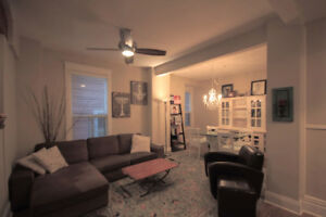 May 1 or June 1 move in-Right on SUBWAY LINE Large 2 Bedroom apt