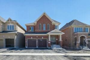 Oshawa Brand New Detached House For Lease