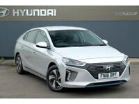 2018 Hyundai Ioniq 1.6 GDi (105ps) Premium SE Hybrid DCT PETROL/ELECTRIC silver