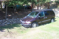 1997 Plymouth Voyager STILL AVAIL July 31