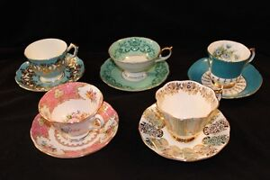RENTAL OF TEA CUPS & SAUCERS - SERVING THE DURHAM REGION
