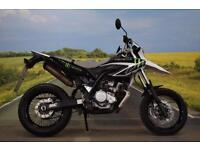 Yamaha WR125X **All Keys, Standard Condition, Full Service History**