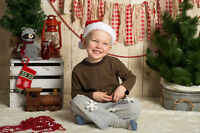 Child/Family  Christmas Mini photo sessions