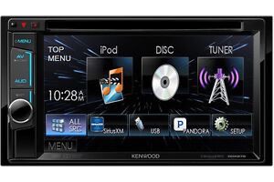 """Kenwood DDX 6.1"""" Double DIN Deck with Touchscreen"""