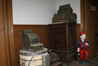Giant Antique and Collectible Sale; Mar 16-17; Grande Pointe, ON