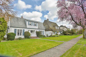 5-bdrm/4-bthrm 3800 sq ft entire Home in Point Grey