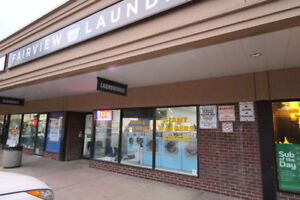 Profitable coin laundromat in North York