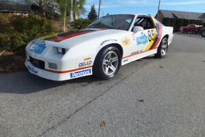 1987 Camaro Z28 Players Challege  A4U REAL DEAL RESTORED