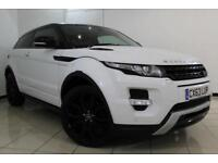2013 63 LAND ROVER RANGE ROVER EVOQUE 2.2 SD4 DYNAMIC 3DR AUTOMATIC 190 BHP DIES