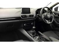 2016 Mazda 3 Mazda Hatchback SE-L Petrol white Manual