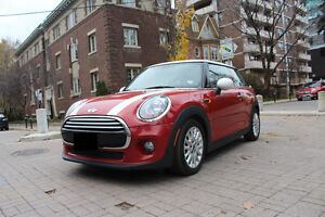 2015 MINI COOPER 3 DOOR HATCHBACK