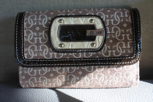 Wallet and waist bag