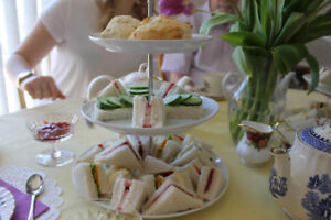 Travelling afternoon tea parties by Royal Victorian